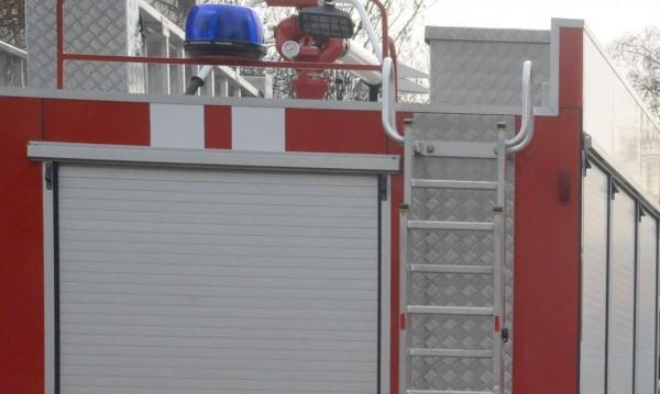 Пожар пламна в забавачка, евакуираха децата