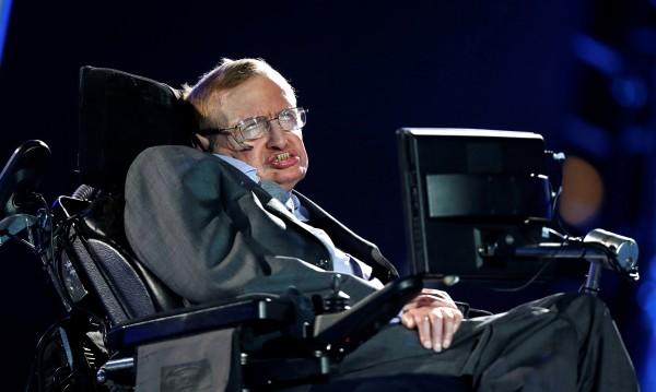 Почина британският астрофизик Стивън Хокинг. Поклон!