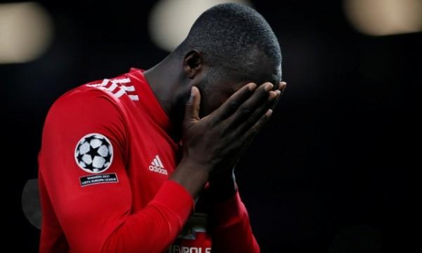 Лукаку обвини съотборниците си за провала на Юнайтед