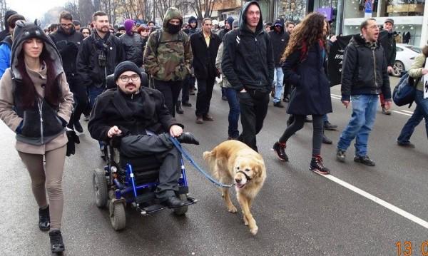 Петър Кичашки: Увреждането няма да ме командва!