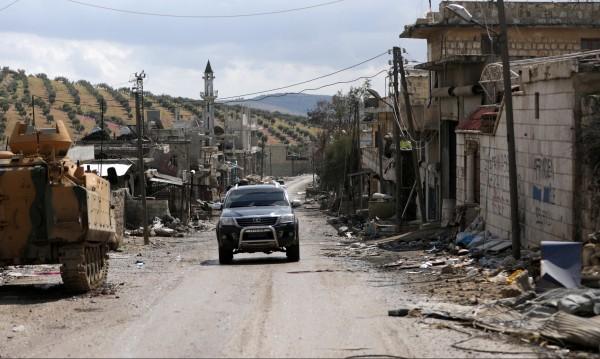 Турската армия атакува болница в Африн, има жертви