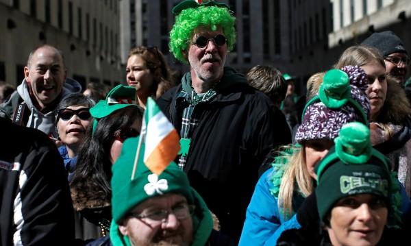 В чест на Св. Патрик: Светът е зелен!
