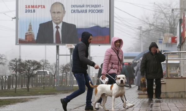 Путин на прага на нов мандат: Русия избира президент