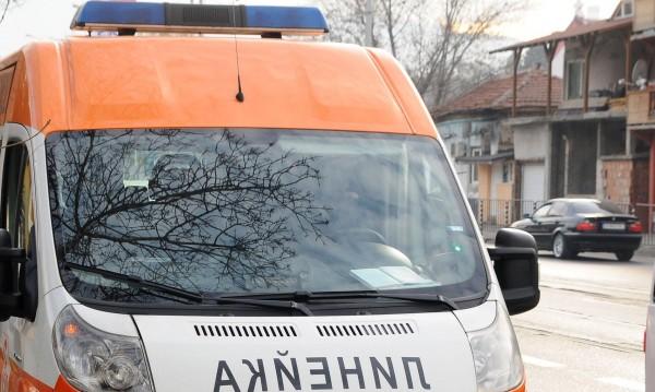 Газова бутилка гръмна на остъклен балкон в София