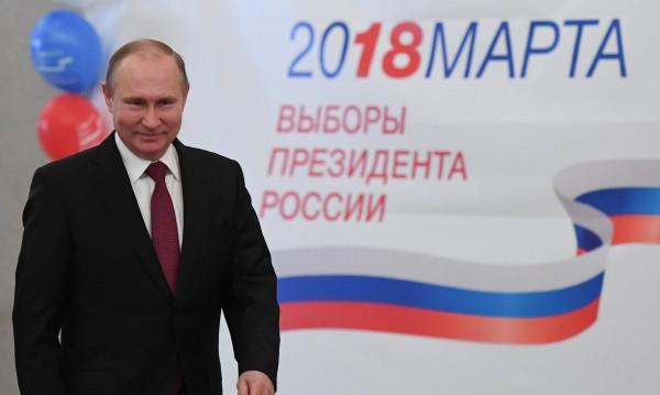 Избори с предизвестен край! Русия отново избра Путин