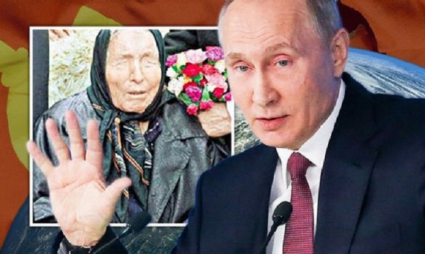 Ванга през 1979-а: Путин – господар на света! Европа – пустош!