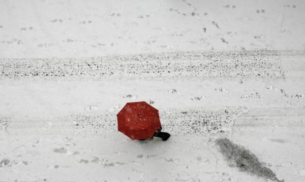 """Удрят ни циклон след циклон: """"Анабет"""" ни носи сняг и до –8°С"""