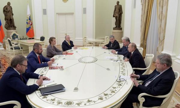 Путин увери: Няма да участва в надпревара за въоръжаване