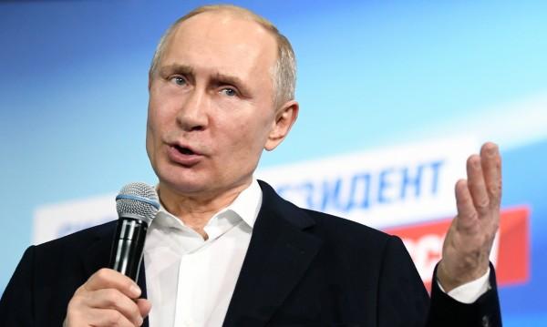 """Голямата цел на Путин – """"ребрандиране"""" на Русия"""