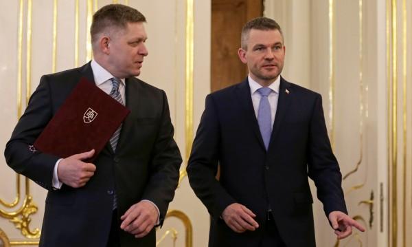 Словашкият президент одобри състава на новото правителство