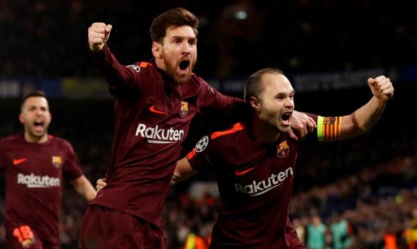 Испания – Аржентина: Иниеста води с 2:1 срещу Меси