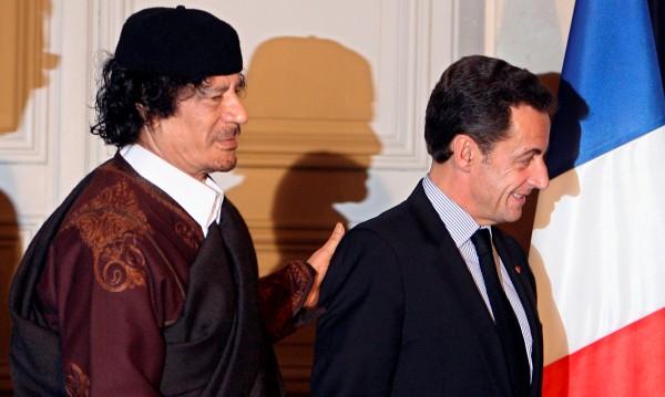 От приятелство до война: Франция и Либия при Саркози