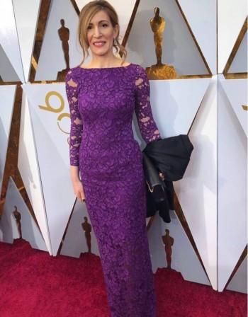 """Ангелкова на """"Оскари""""-те: Сама избрала роклята, платила си разноските"""