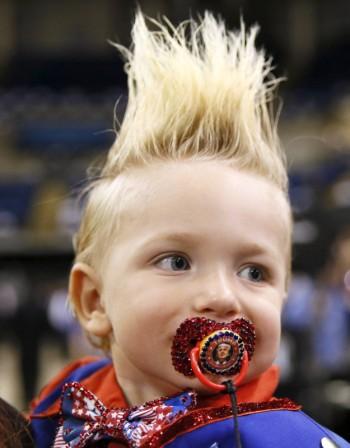 Кога да очаквате бебе с повече коса?
