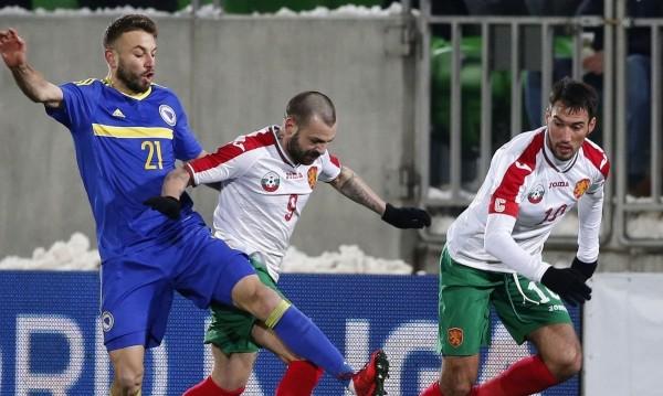 България падна от Босна – автогол в Разград!