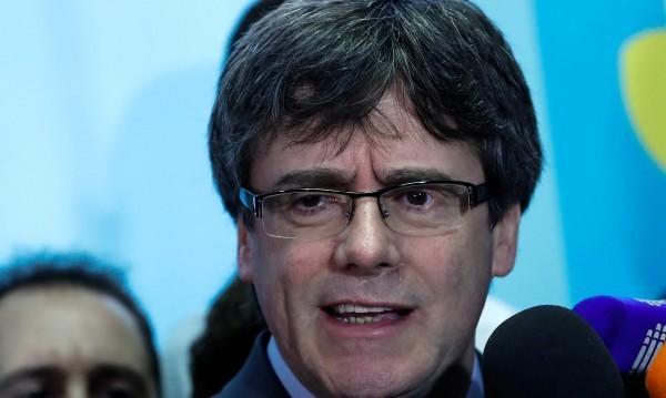 Финландия е получила искане за екстрадиране на Пучдемон