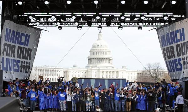 Митинг във Вашингтон за по-строг контрол над оръжията