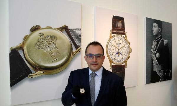 На търг: Платиха над $900 000 за часовник на крал Фарук