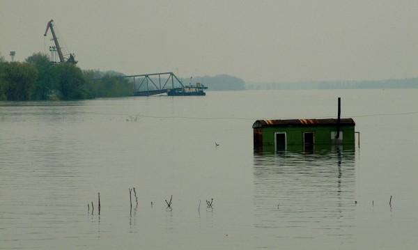 Край българско село – откриха труп на сърбин в Дунав