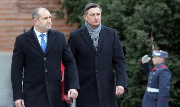 България и Словения – за стабилност и сигурност в региона