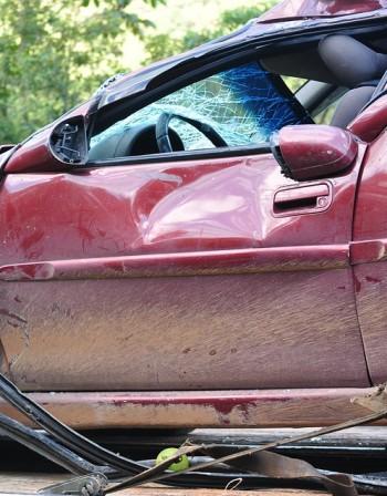 Удар между ТИР и кола отне живот