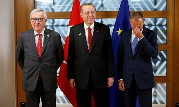 Ердоган: Членството в ЕС е стратегическа цел на Турция!