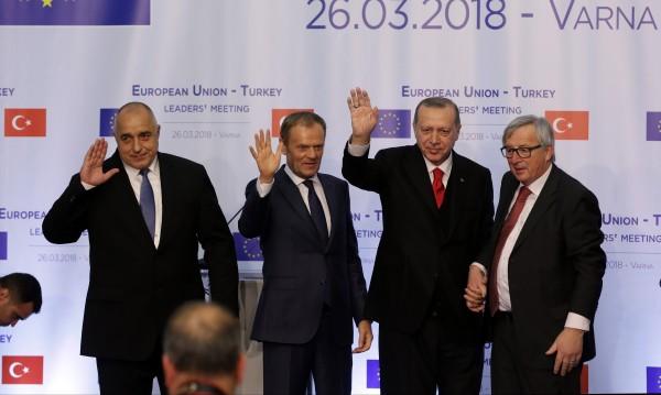 Гръцки медии: Ултиматум и еврошамар за Ердоган!