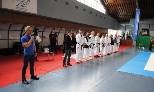 Над 500 каратеки по Шотокан Карате–До участваха на националното първенство
