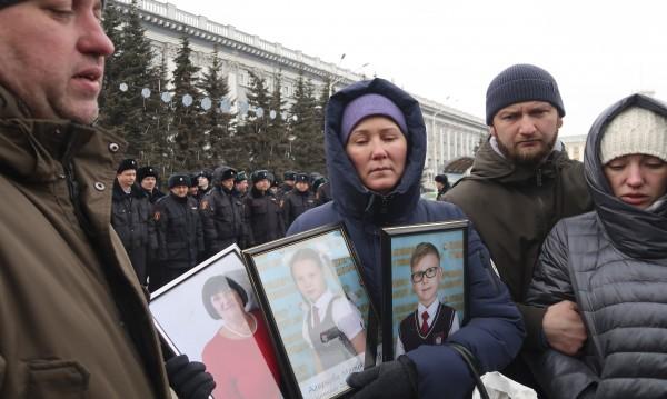 "Украинец ""надул"" броя на жертвите в Кемерово до 300"