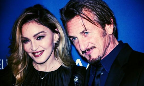 Минаха години... Шон Пен все още обича Мадона!