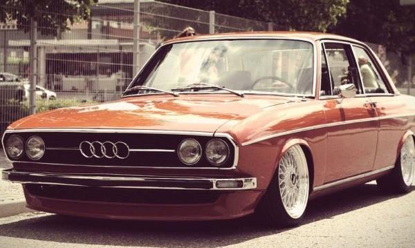 В Германия празнуват 50 години Audi 100