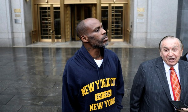 Една година затвор за DMX