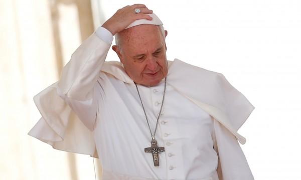 Папата отсече: Няма ад, грешниците просто изчезват