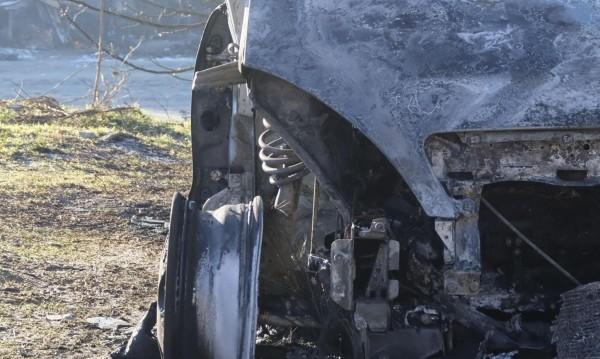 Кола горя във Видин, полицията разследва палеж