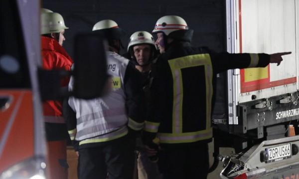 17 пострадали при пожар в Германия