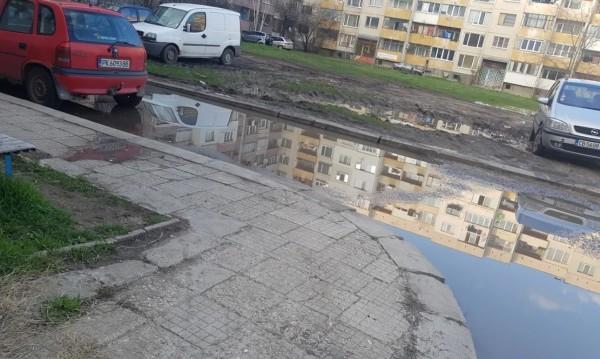 """Улица - езеро! Архитектурна главоблъсканица в """"Обеля"""""""