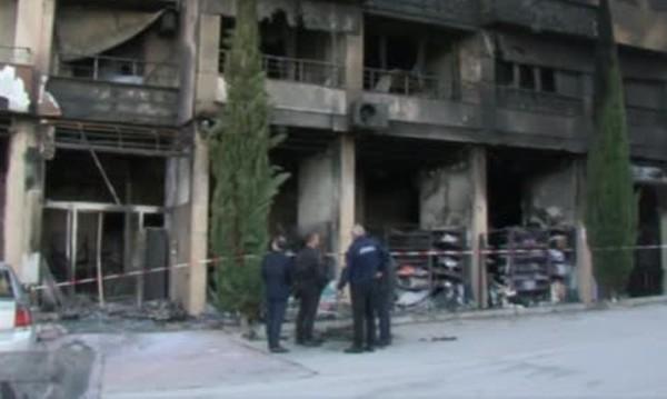 Пожарът в Сандански с щети за над 2 млн.лв.