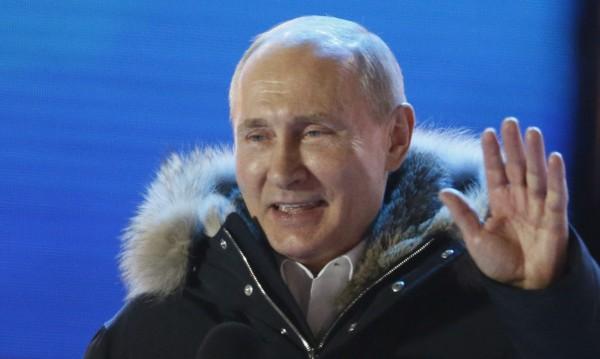 """""""Ню Йорк таймс"""": Владимир Путин - най-влиятелният човек в света!"""