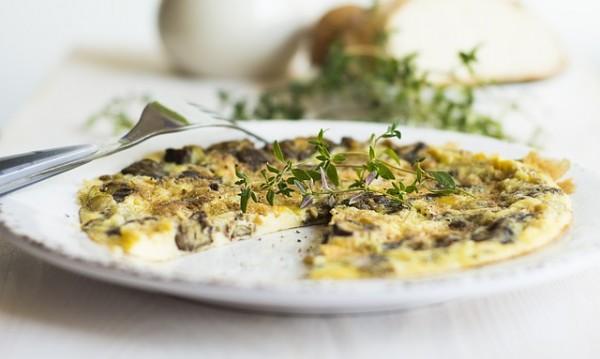 Рецептата Dnes: Яйца по флорентински с гъби