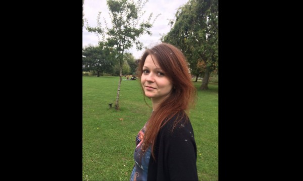 Първо изявление на Юлия Скрипал: Чувствам се все по-добре