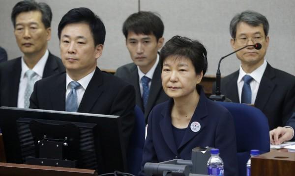 Президентката на Южна Корея с присъда: 24 години затвор