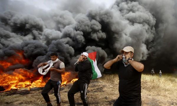 7 палестинци убити при сблъсъци с израелски войници