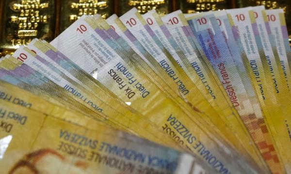 Банкнотата от 10 швейцарски франка – най-красивата в света