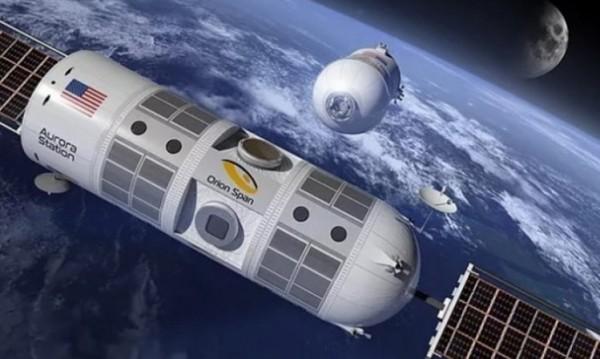 Луксозен хотел в космоса!? Да, от 2022 г. – за $800 000 на вечер