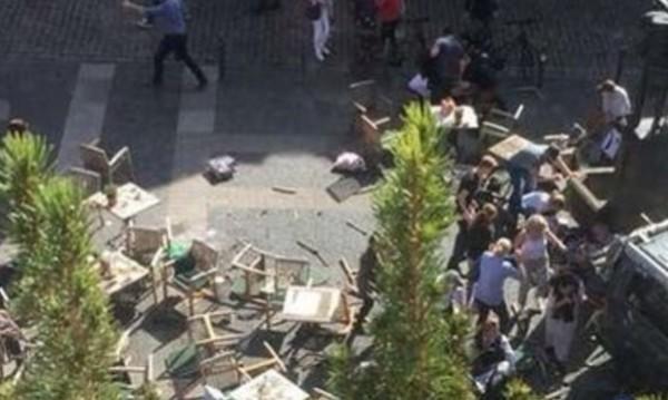 Късмет! Няма пострадали българи при атентата в Мюнстер