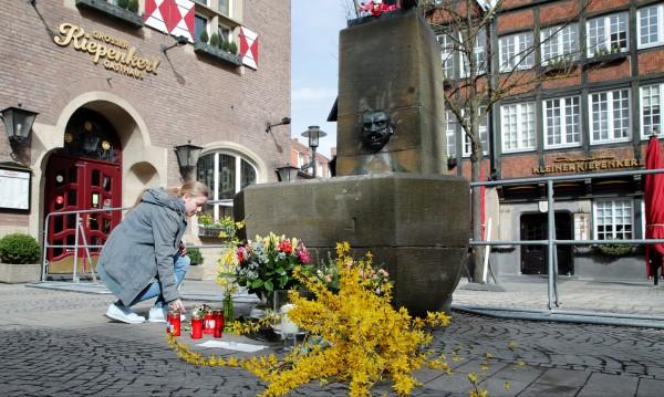 Вдигнаха полицейската блокада в Мюнстер след нападението