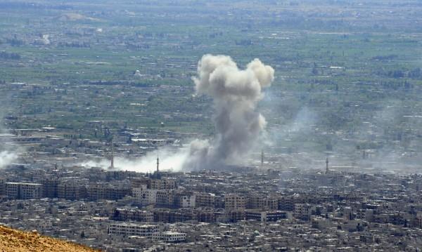 ЕС призова: Международен отговор на атаката в Сирия!