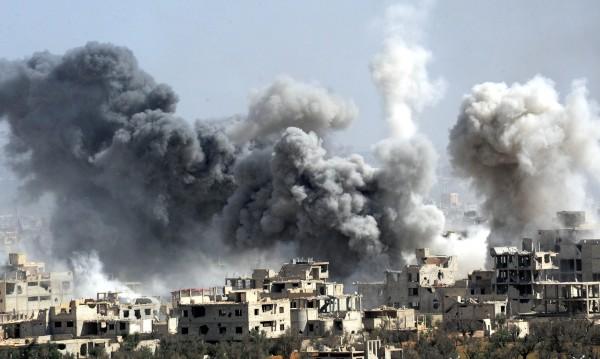 Атака порази сирийско летище, Дамаск подозира САЩ