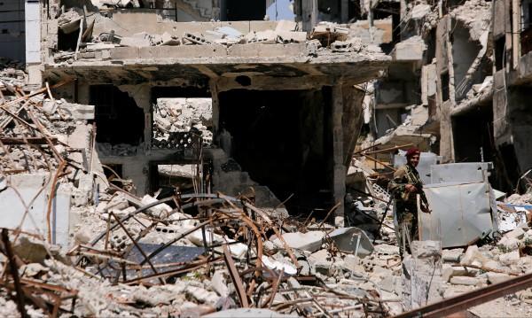 Бомбардировката в Сирия – дело на Израел?