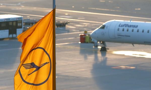 Lufthansa анулира за утре над 800 полета